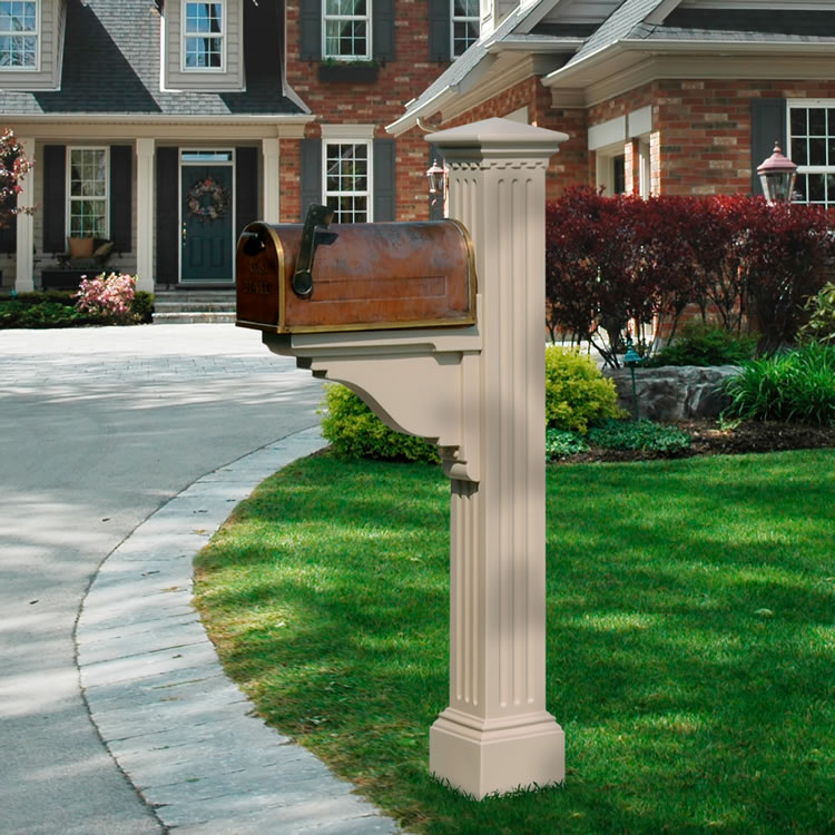 residential mailboxes and posts. see mailbox gallery for this post residential mailboxes and posts