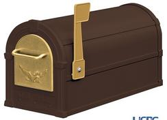 See Bronze & Gold Mailbox Combination Package.
