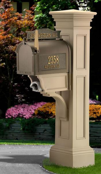 South Florida Mailbox Installer Mayne Liberty Clay